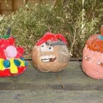 Ceramic Faces 3