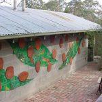 Currawong Mural. 8 jpg