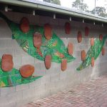 Currawong Mural. Finished 1jpg
