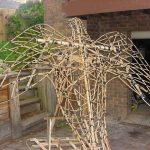 Wedge Tailed Eagle construction