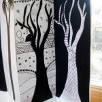 Symmetrical trees