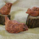 Terracotta Birds