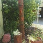 Carved totems 10