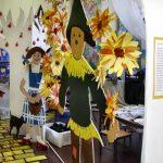 Wizard of Oz yellow brick road